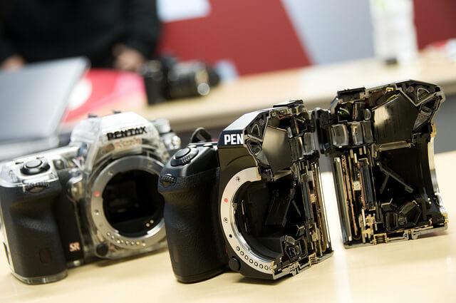 Características técnicas de las cámaras réflex digitales
