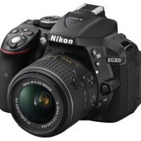 Cámara réflex Nikon D5300