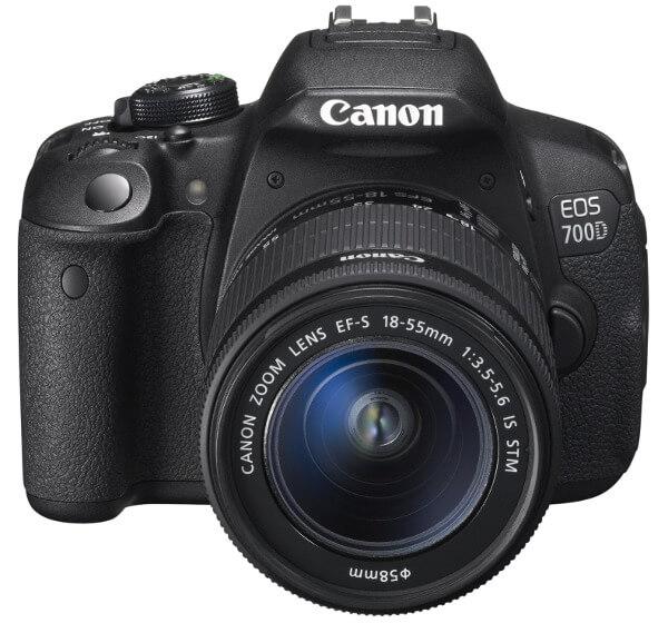 Canon EOS 700D - Qué cámara réflex