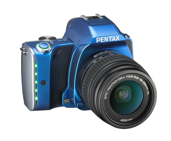 Pentax K-S1 cámara réflex recomendada