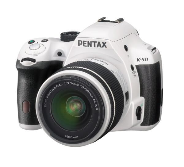 Pentax K-50 - Qué cámara réflex