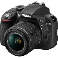 Cámara réflex en gama de entrada Nikon D3300