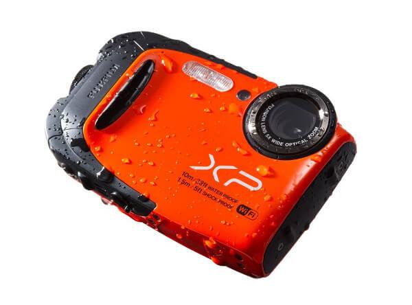 Fujifilm FinePix XP70 - Qué cámara compacta