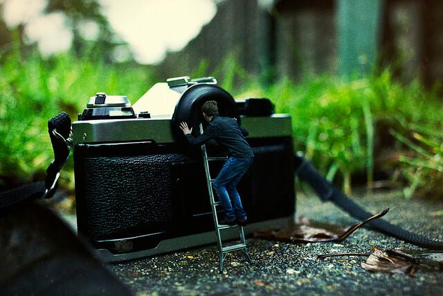Cómo funciona el enfoque automático en las cámaras