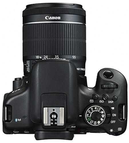 Cámara réflex Canon EOS 750D