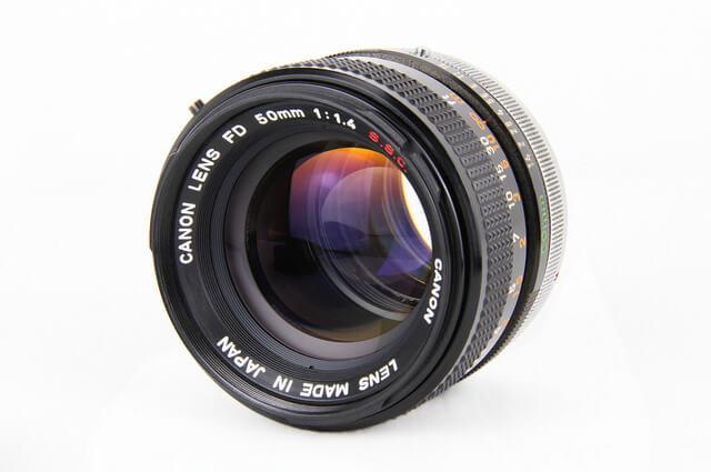 Características de los objetivos fotográficos