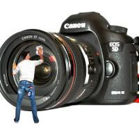 Mantenimiento y limpieza de cámara y objetivos