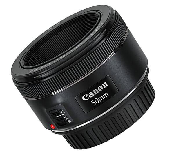 Objetivos recomendados para réflex Canon
