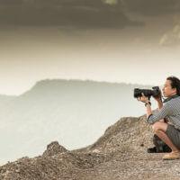 Estabilizador de imagen en fotografía