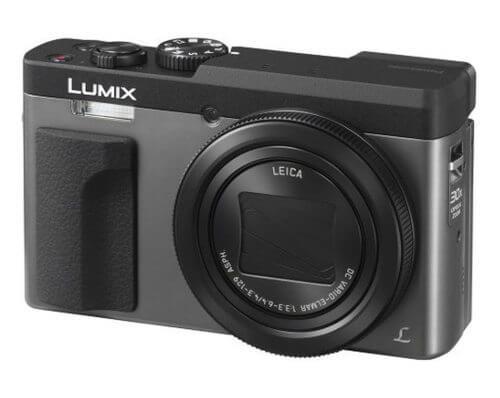 Panasonic Lumix TZ90. Cámara compacta para viaje
