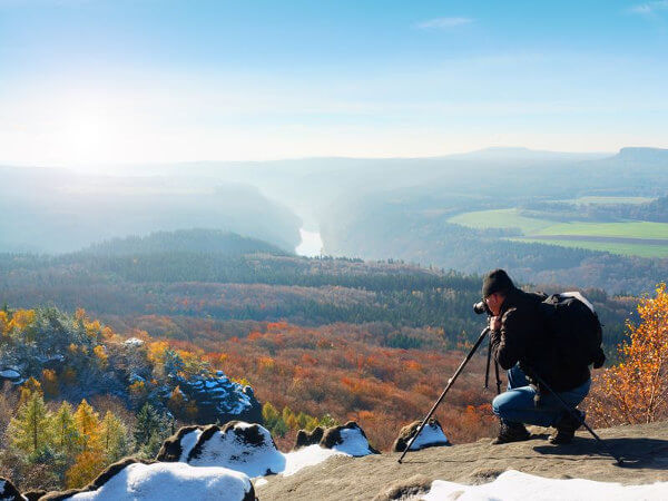 Criterios para elegir un trípode para fotografía y vídeo