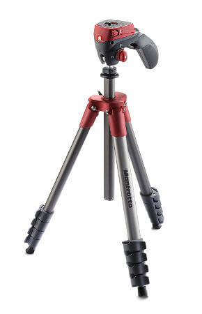 Trípode ligero Manfrotto Compact Action