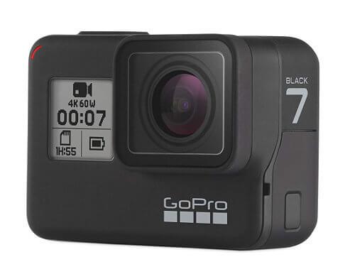 GoPro Hero7 Black - Cámaras deportivas