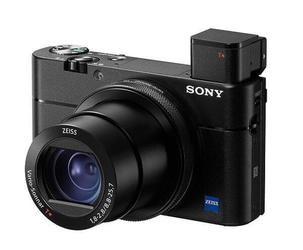 Compacta de gama alta Sony RX100 mark 5 y mark 6