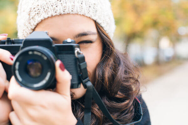 Elegir cámara para aprender fotografía