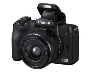 Cámara sin espejo Canon EOS M50