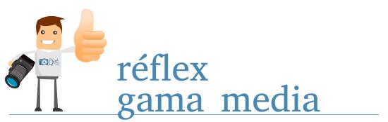Cámara réflex de gama media. Aficionados avanzados