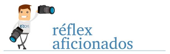 Cámara réflex para principiantes y aficionados