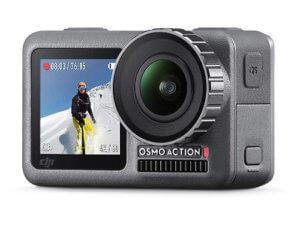 Cámara deportiva DJI Osmo Action Cam