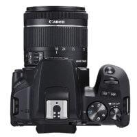 Canon EOS 250D / Vista superior diales