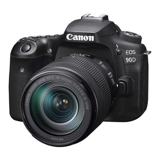 Cámara réflex Canon EOS 800D