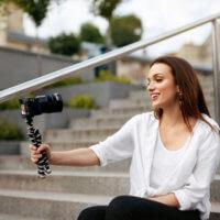 Mejores cámaras para youtube (vlogging) 2021