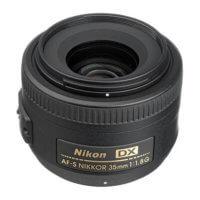 Objetivo Nikon / Nikkor 35mm f/1.8 DX