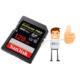 Tarjetas de memoria SD recomendadas