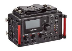 Grabadora de sonido digital Tascam DR-60D