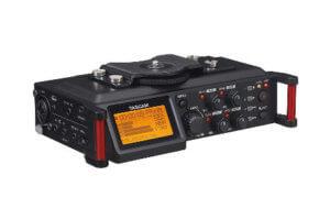 Grabadora de sonido digital Tascam DR-70D