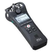 Grabadora de sonido digital Zoom H1n