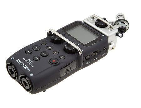 Grabadora de sonido digital Zoom H5