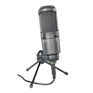 Micrófono USB Audio Technica AT2020USB