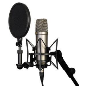 Micrófono de condensador Rode NT1A
