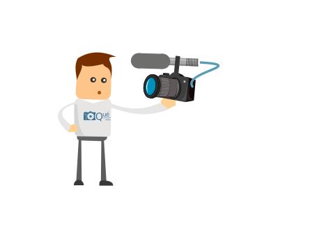 Micrófonos externos direccionales para cámaras
