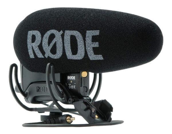 Micrófono direccional Rode VideoMic Pro Plus