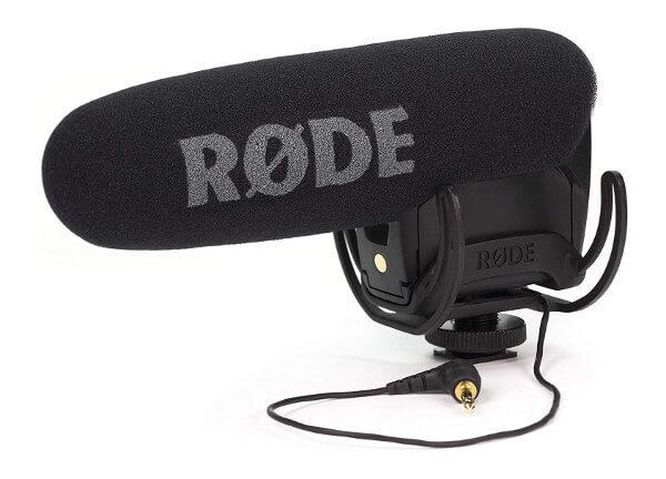 Micrófono direccional Rode VideoMic Pro