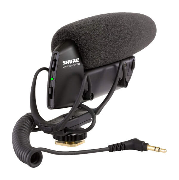 Micrófono direccional Shure VP83