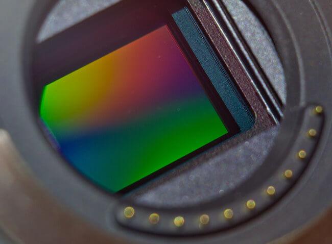 Sensor digital. Calidad de imagen, SNR
