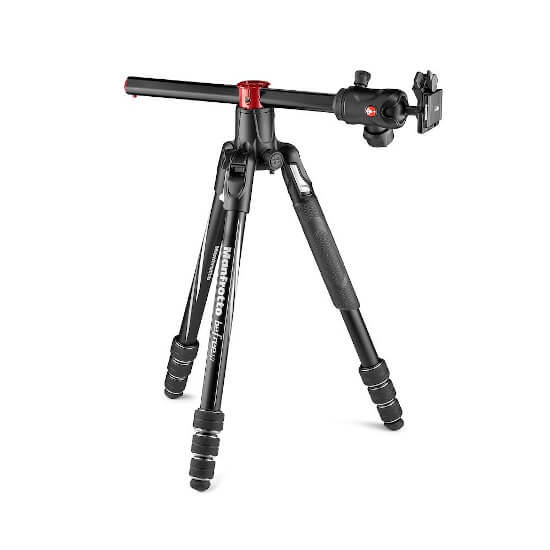 Manfrotto Befree GT XPRO - Columna descentrable