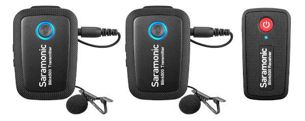 Micrófono inalámbrico - Saramonic Blink 500
