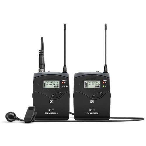 Micrófonos inalámbricos - Sennheiser ew G4