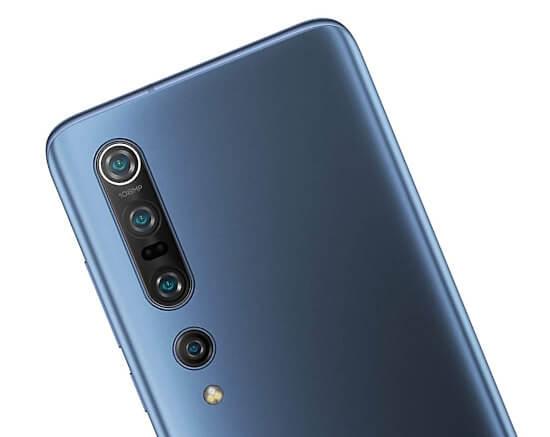 Xiaomi Mi 10 Pro - Móviles con mejores cámaras
