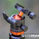 Trípode K&F Concept SA254T1 - Cabezal / rótula de bola