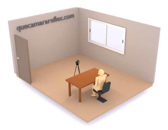 Tratamiento acústico de una habitación - Antes