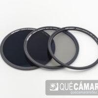 Kit de filtros de K&F Concept - Filtro ND1000, CPL, UV