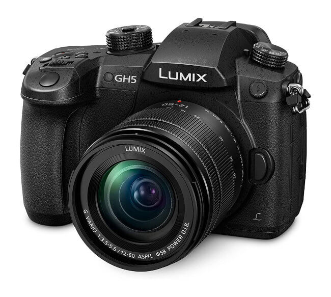 Cámaras recomendadas para vídeo - Panasonic Lumix GH5