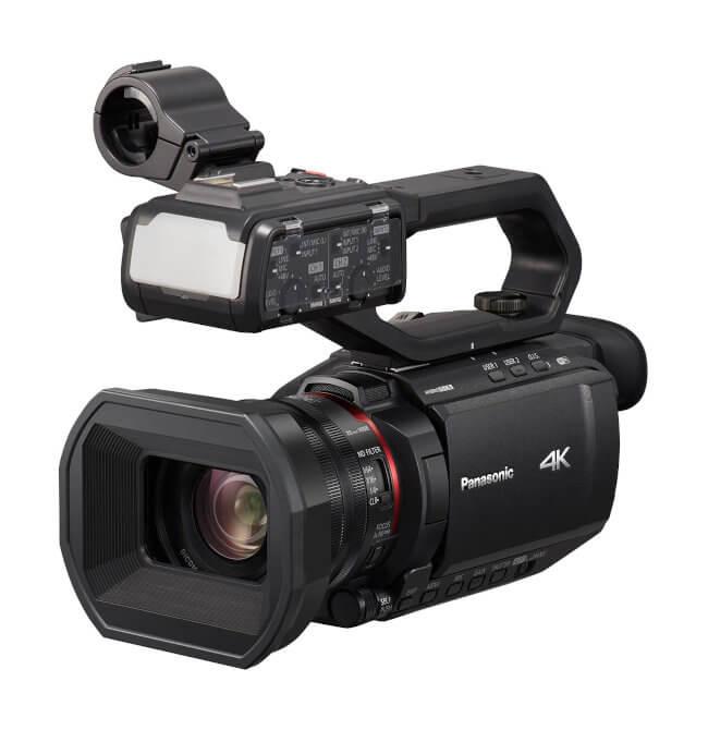 Videocámaras de gama profesional